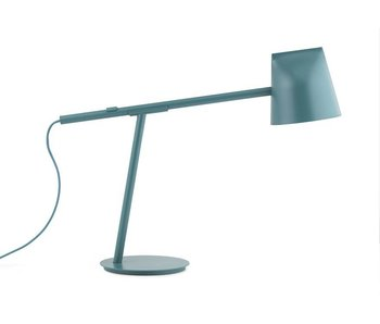 Normann Copenhagen Momento table lamp petrol green