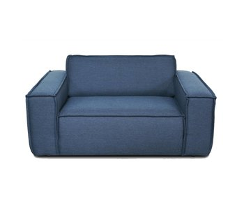 FEST Amsterdam Edge loveseat substance Sydney 80 blue