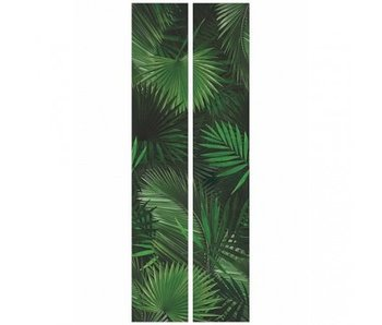 KEK Amsterdam Tropiska Palm woven tapet