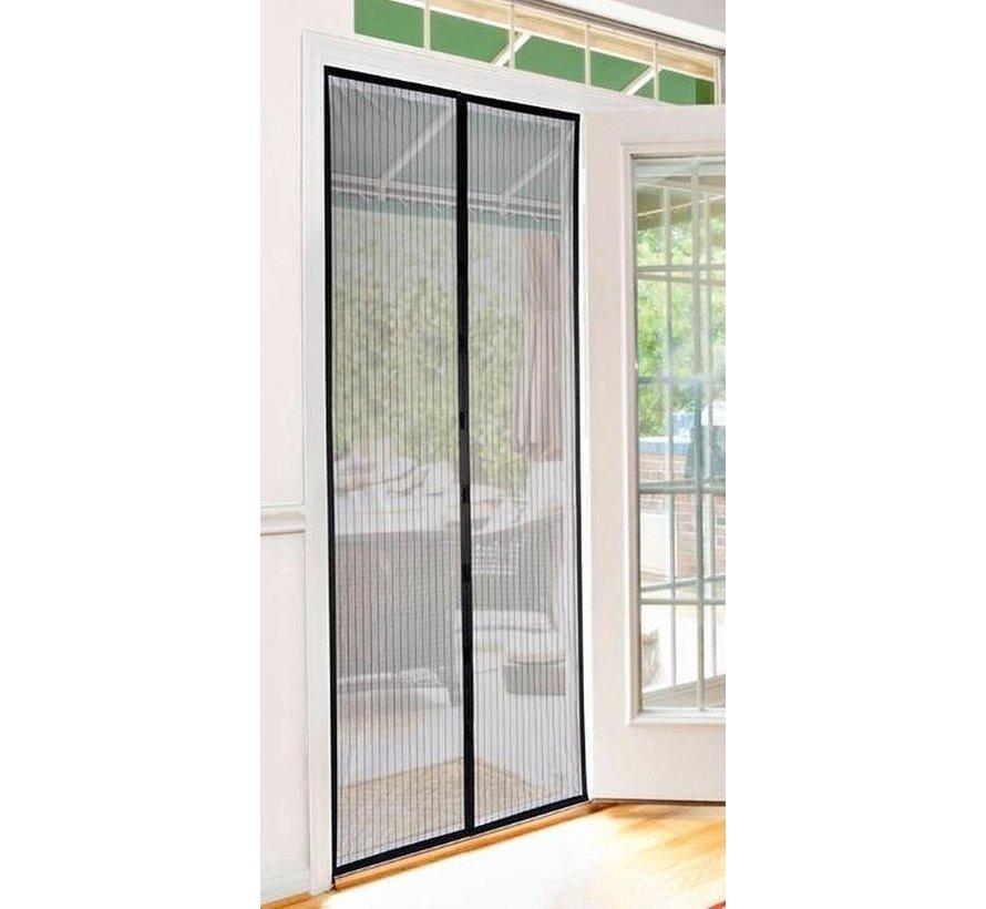 Magnetische deurhor / anti-muggengordijn - 235x90cm