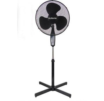 Gurhan Luxe staande ventilator met afstandsbediening