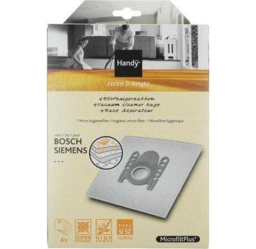 Handy Stofzuigerzakken Siemens Bosch S4 SI 52