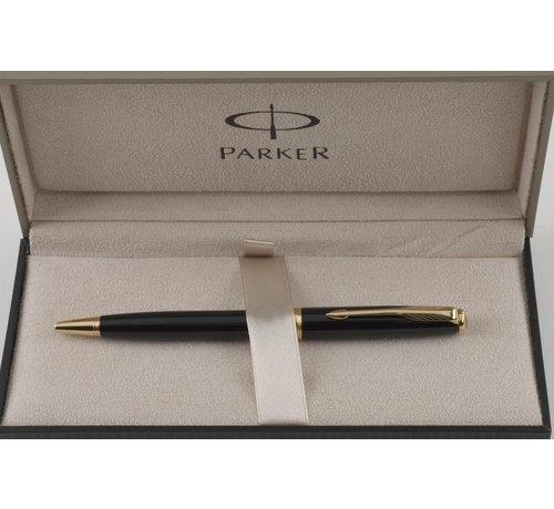 PARKER SONNET LAQUE BLACK BALPEN - PARKER
