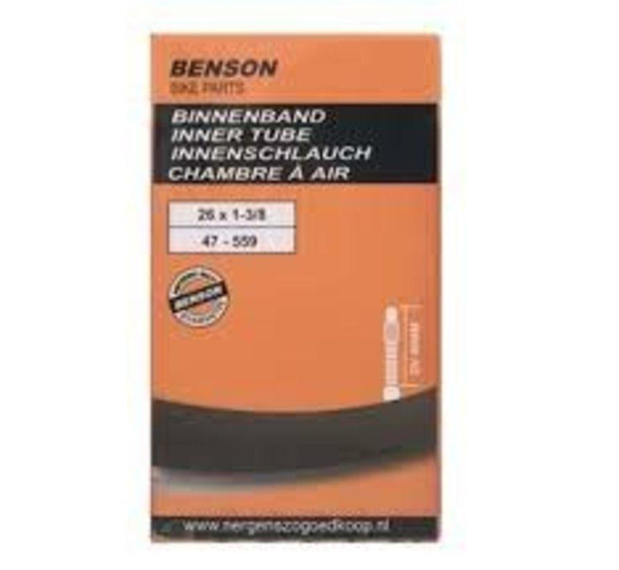 BINNENBAND 26X1 3/8 - BENSON