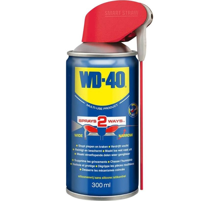 WD 40 SMART STRAW 300ML