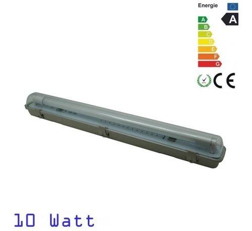 Höfftech LED TL - 10W - 60CM - WATERDICHT - ENERGIEBESPAREND - 800 LUMEN - ARMATUUR - HÖFFTECH
