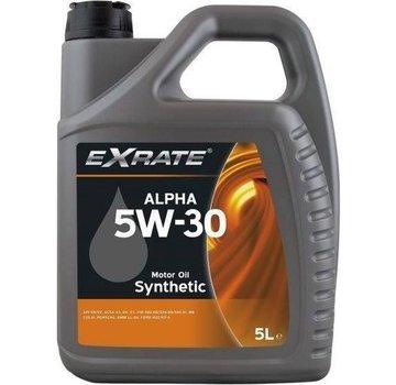 EXtrate Alpha MOTOROLIE 5W-30 5 LITER - EXTRATE ALPHA
