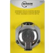 Benson STEKKER 7 POLIG CONTRA METAAL - BENSON