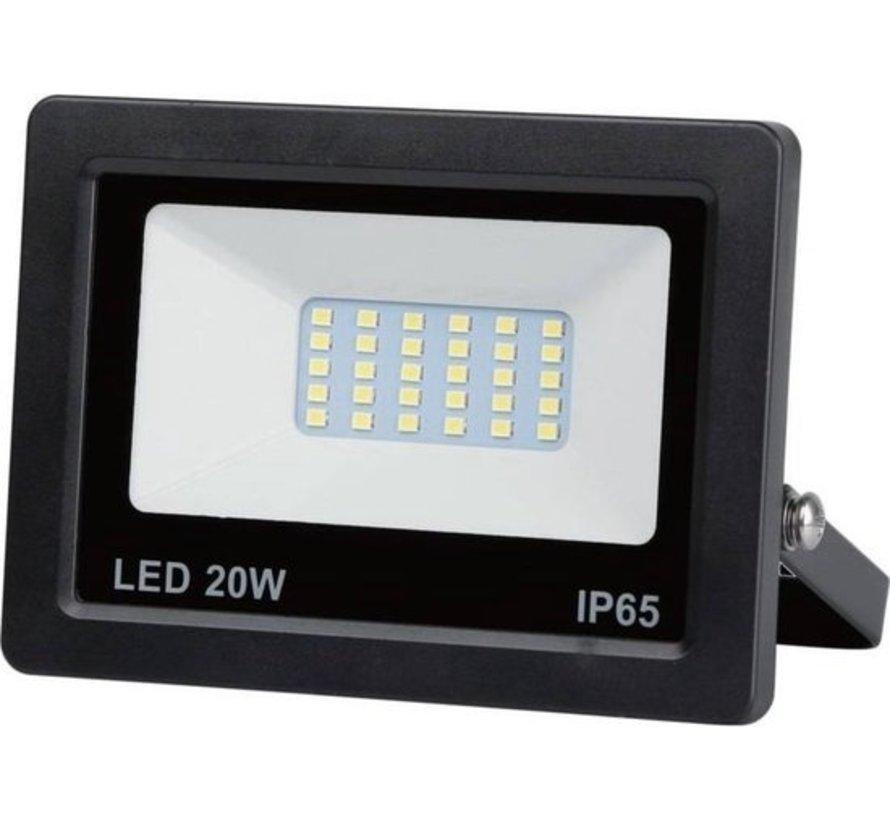 LED STRALER /BOUWLAMP 20 WATT SMD - HÖFFTECH