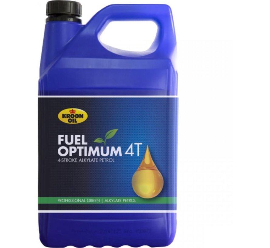 MOTOROLIE OPTIMUM 4T 5 LITER - KROON OIL