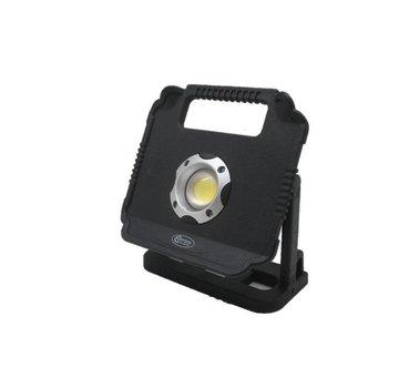 Höfftech LED BOUWLAMP 10 WATT DAGLICHT - WERKT OP 4 X AA BATTERIJ - HÖFFTECH