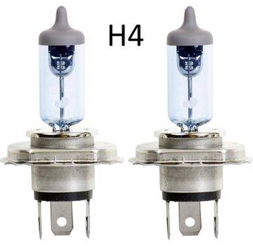 PRO+ PRO+ AUTOLAMP H4 12V 60/55W XENON SUPER WHITE SET
