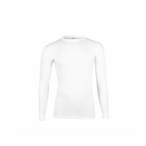Beeren Thermo Hemd Lange Mouw Wit