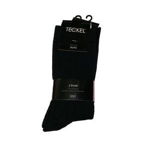 Teckel Dames Bootsok 2-pack Teckel