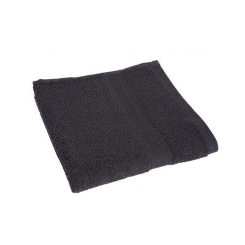 Clarysse Clarysse Elegance Handdoek Antraciet
