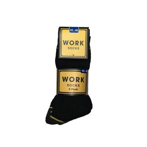 Texo Werksokken 5-pack