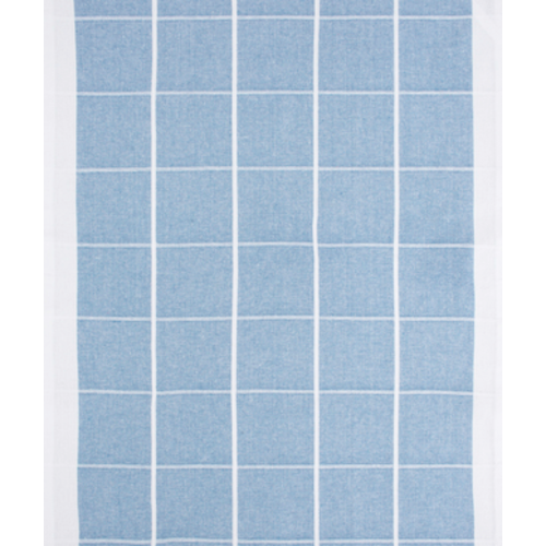 Clarysse Clarysse Theedoek blauw tijdloos (3-pack)