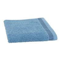 Luxe handdoek Blocks Blauw + 2 washandjes