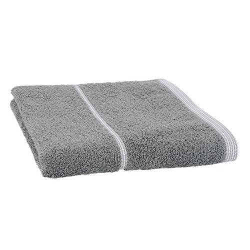 Clarysse Luxe handdoek basics Grijs + 2 washandjes