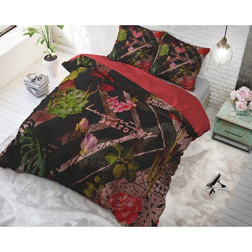 Dreamhouse Dreamhouse Luxury Bedroom Black Dekbedovertrek