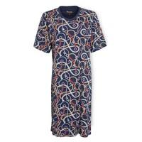 Medaillon Dames Nachthemd korte mouw 1001A
