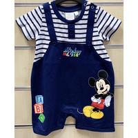 Disney Mickey Mouse Babypakje Tuinbroek