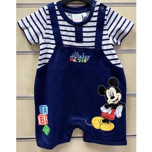 Disney Disney Mickey Mouse Babypakje Tuinbroek