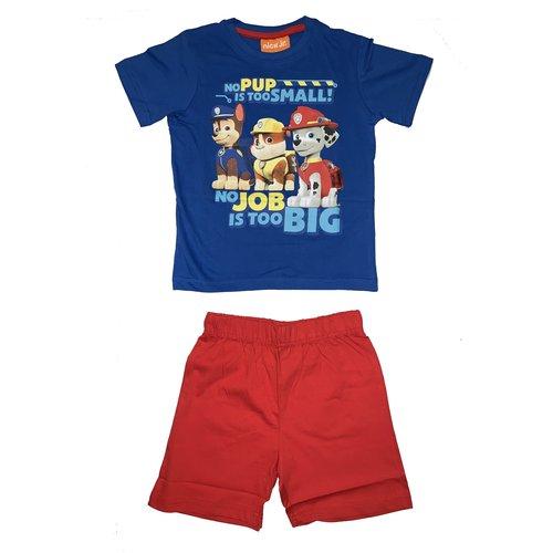 Nick Jr. Nick Jr Paw Patrol Shortama / Pyjama