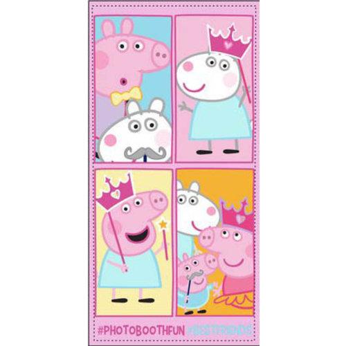 Eigen merk Peppa Pig Strandlaken