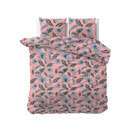 Sleeptime Sleeptime Yellie Pink Dekbedovertrek