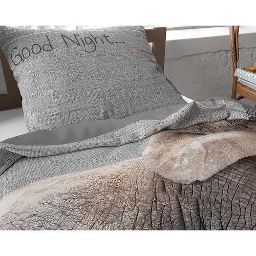 Dreamhouse Dreamhouse Kids  Goodnight Olifant Dekbedovertrek