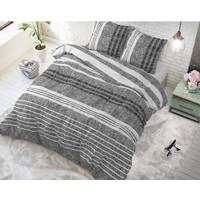Sleeptime Caden Grey Dekbedovertrek