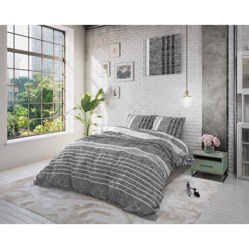 Sleeptime Sleeptime Caden Grey Dekbedovertrek
