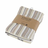 Tiseco Theedoek (5-pack, Taupe)