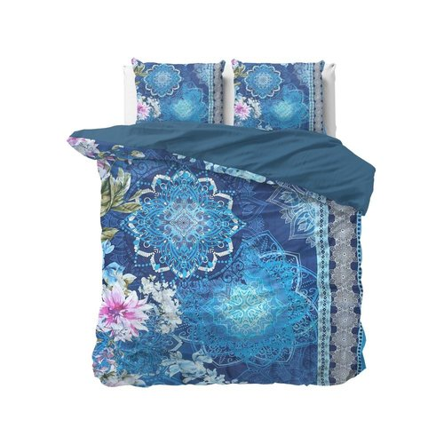 Dreamhouse Dreamhouse Luna Blue Dekbedovertrek