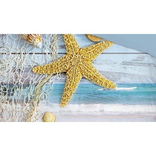 Pure Luxury Collection Pure Seastar Dekbedovertrek