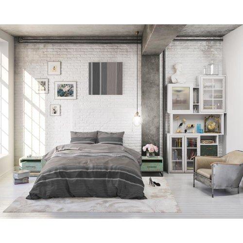 Dreamhouse Dreamhouse Morning Grey Dekbedovertrek