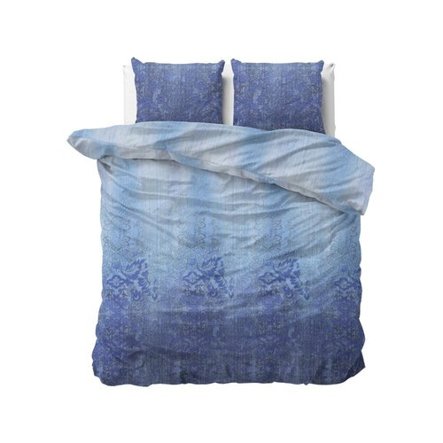 Sleeptime Sleeptime Kaza Blue Dekbedovertrek