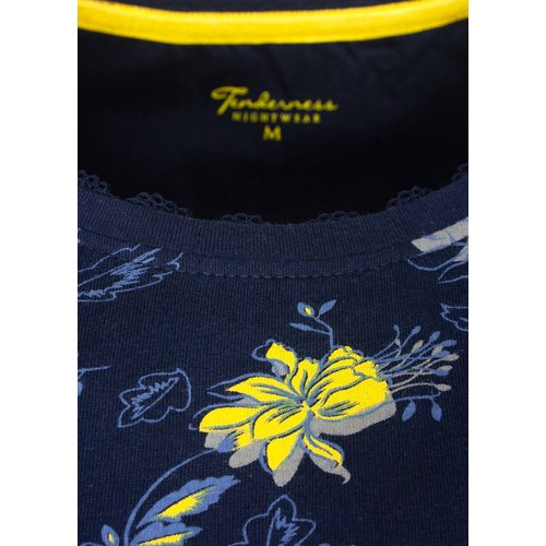 Tenderness Tenderness Dames Nachthemd Lange mouw 2001a