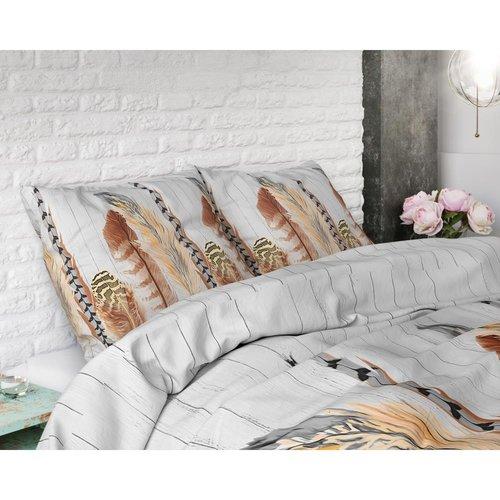 Sleeptime Sleeptime Delight Feathers White Dekbedovertrek