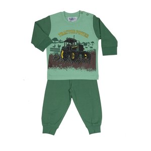 Fun2Wear Fun2Wear Tractor Pyjama Baby