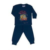 Fun2Wear Vrachtwagen Pyjama Baby