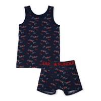 Funderwear 2-delig setje ondergoed Pitstop
