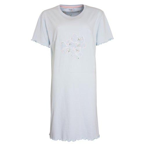 Tenderness Tenderness Dames Nachthemd korte mouw 1010B