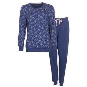 Tenderness Tenderness Dames Pyjama met boorden 1010a