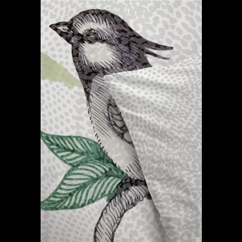 Byrklund Byrklund Dekbedovertrek Singing Birds