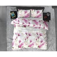 Sleeptime Soft Flanel Olivia White Dekbedovertrek