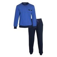 Paul Hopkins Heren Pyjama met boordjes 1104A