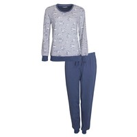 Irresistible Dames Pyjama met boordjes 1103A