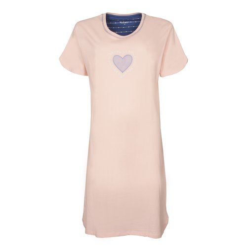 Tenderness Tenderness Dames Nachthemd korte mouw 1008a